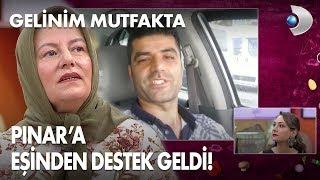 Pınar'a eşinden destek mesajı geldi! Gelinim Mutfakta 357. Bölüm