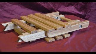 Как сделать стул-трансформер.(Делаем походный, небольшой стульчик., 2015-07-06T17:09:30.000Z)