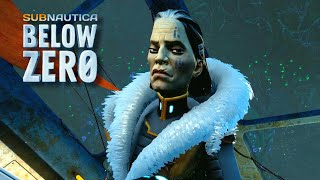 LA BASE DE MARGUERIT - Subnautica: Below Zero #13