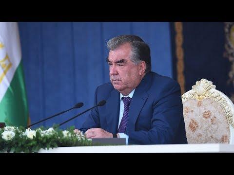 В Таджикистане отмечают День президента