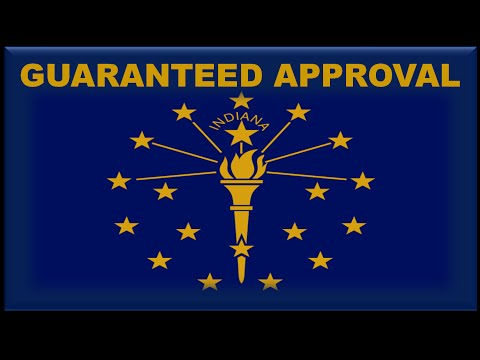 Indiana State Car Financing : Secure Website To Get Guaranteed Bad Credit Auto Loan Approval Rapidly