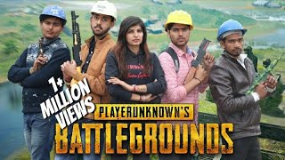 PUBG IN REAL LIFE | INDIAN PUBG | PUBG GAME | Arvind Singh Vines