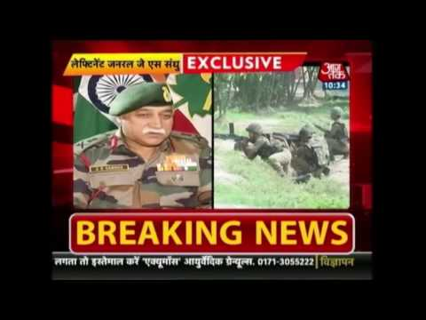 Attack by Pakistan Border Action Team Foiled In Uri, 2 Killed By Indian Army