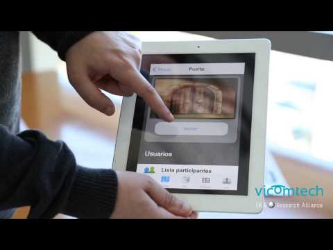Collaborative and multiuser mobile Augmented Reality experiences