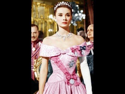 Одри Хепберн- Док фильм ( Принцесса Голливуда ) часть 3я