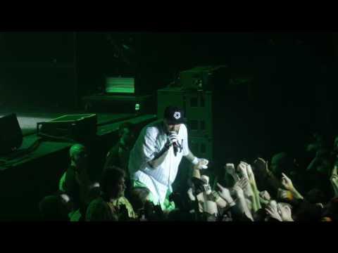 Limp Bizkit LIVE 3DBY Medley + Faith Cardiff, Wales, Motorpoint Arena 18.12.2016 4K