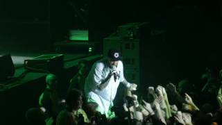 Limp Bizkit LIVE 3DBY Medley + Faith Cardiff, Wales, Motorpoint Arena 18.12.2016 4K