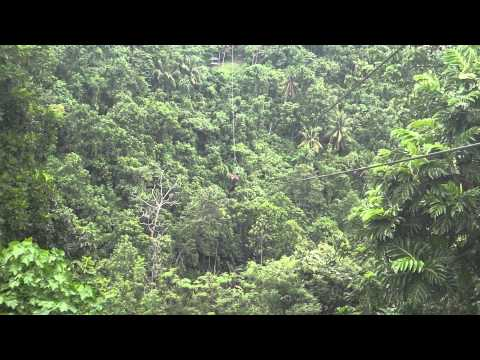 Outland Adventure Zipline - Davao City, Philippines