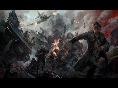 Close Combat Gateway to Caen Multiplayer: Assault on Mauveu Mansion