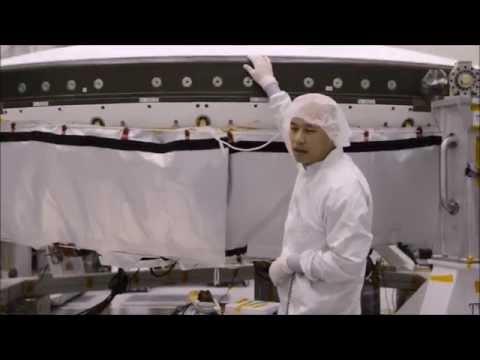 LDSD undergoes Spin Test at NASA's Jet Propulsion Laboratory