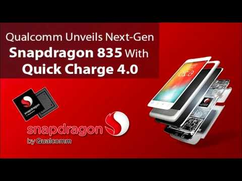 Быстрая зарядка Quick Charge от Qualcomm (QC2.0/QC3.0/QC4.0)