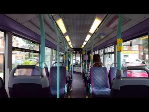 First Bus Manchester W331 RJA (60253)