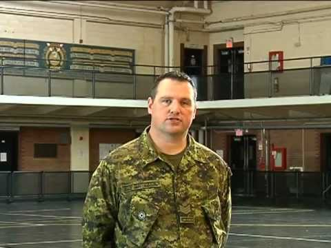 Joining the Canadian Forces Army Reserves