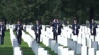 Arlington National Cemetery Full Military Honors Burial