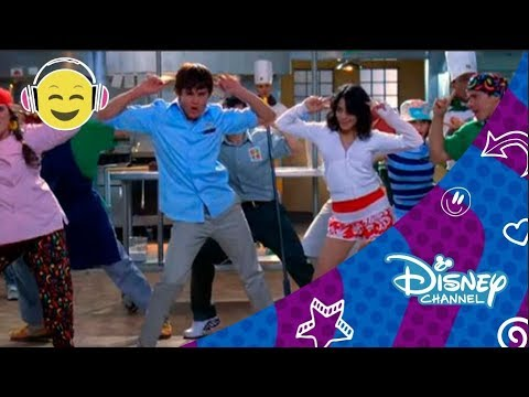 High School Musical 2: Videoclip - 'Work This Out' | Disney Channel Oficial
