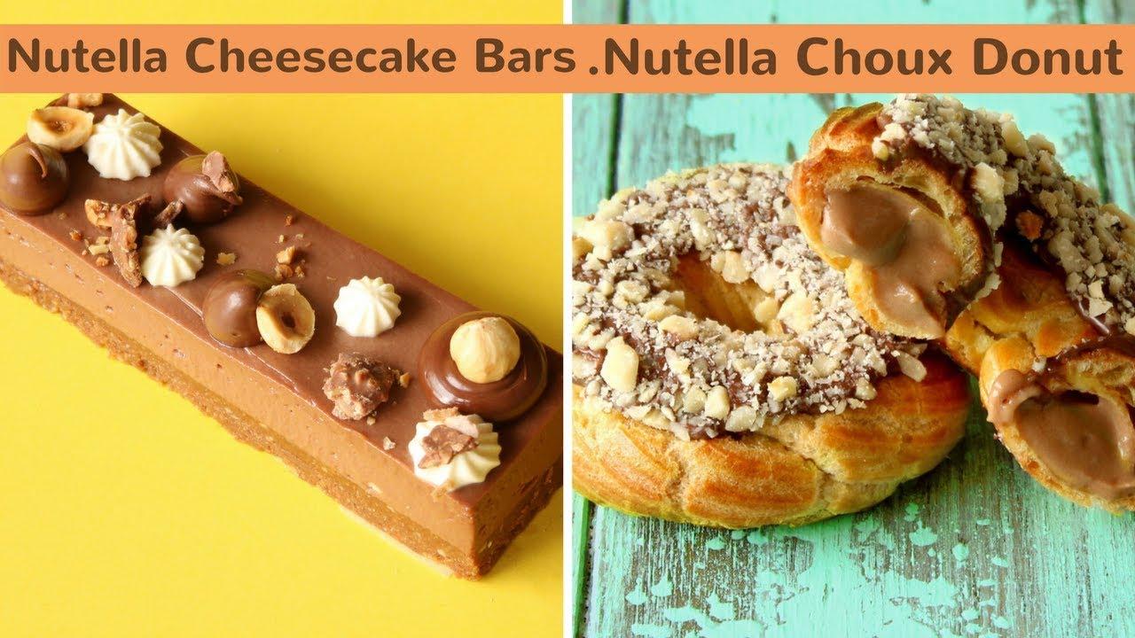 Resep Kue Kering Coklat Nutella - Resep Kue Kering