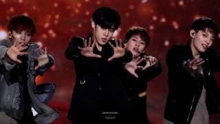 Download Video 161118 Music Bank - 하얗게 불태웠어 (White Night) (UP10TION WOOSHIN focus) MP3 3GP MP4