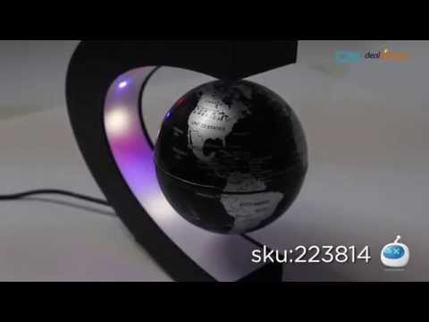 DX: 8.5cm Rotation Magnetic Levitation Globe
