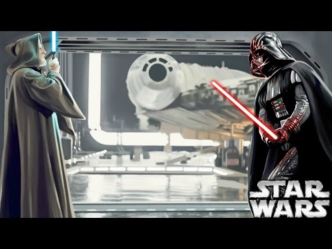 Why Obi-Wan Let Darth Vader Kill Him in A New Hope - Star Wars Explained