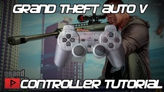 [How To] Use PC or PS2 USB Controller for GTA V (PC)