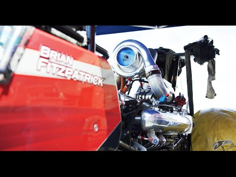 5 Second 2JZ Dragster? Brian Fitzpatrick's Record Setting Race Car