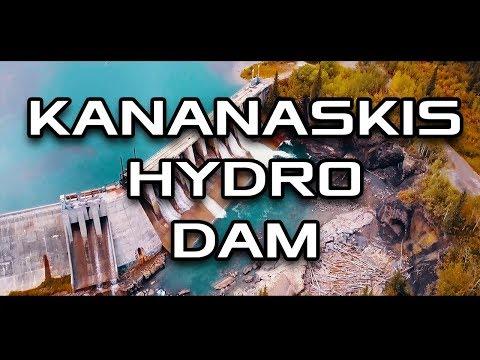 Kananaskis Hydro Dam   TransAlta