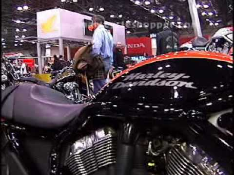 Harley Davidson - 2007 Motorcycle Line-up Overview