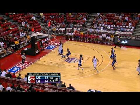 NBA Summer League: A double dip of Christian Eyenga!