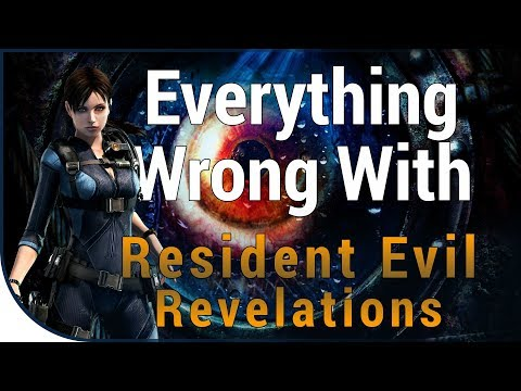 GAME SINS | Everything Wrong With Resident Evil: Revelations |