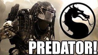 PREDATOR!!!!!  | MORTAL KOMBAT X - Jugando con Natalia