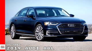 2019 Audi A8L Walkaround & Interior