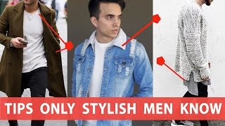 6 Secret Shopping Tips that Only Stylish Men Know (fashion hacks)