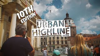 Magic of the Carnaval – Urban Highline Festival 2018