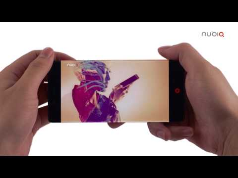 Revolutionary FiT (Frame interactive Technology) by nubia