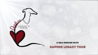 Q&A with Daphne Legacy Tour
