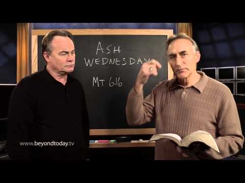 BT Daily: What's wrong with Ash Wednesday?