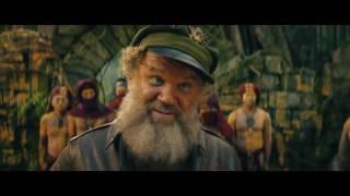 Конг׃ Остров черепа -Русский трейлер  (2017)