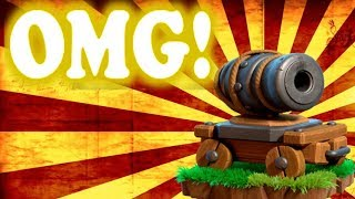 CANNON CART MADNESS! | CLASH OF CLANS