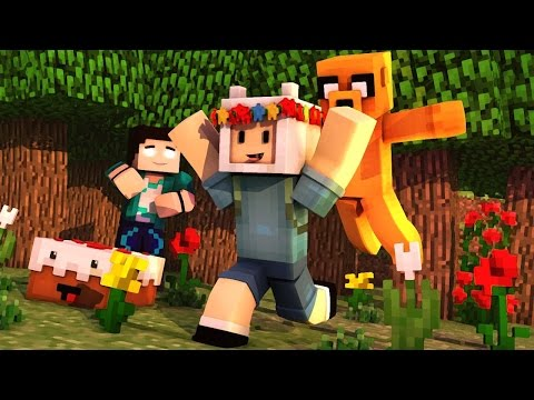 Minecraft: HORA DA AVENTURA! - BUILD BATTLE MINI GAME