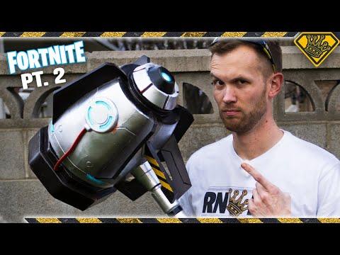 DIY Rocket Slammer Pt. 2