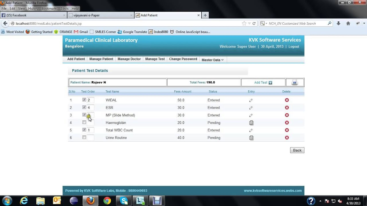 Laboratory Information Management System Lims Software For