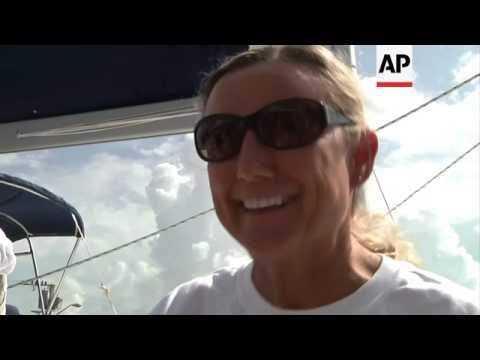 Woman plans to swim shark-infested Straits of Florida unaided