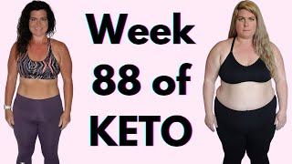 Week 88 Keto Transformation Alternate Day Fasting Week 2 Results Keto Before After Pictures #keto