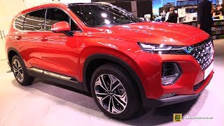 2019 Hyundai Santa Fe - Exterior and Interior Walkaround - 2018 Geneva Motor Show