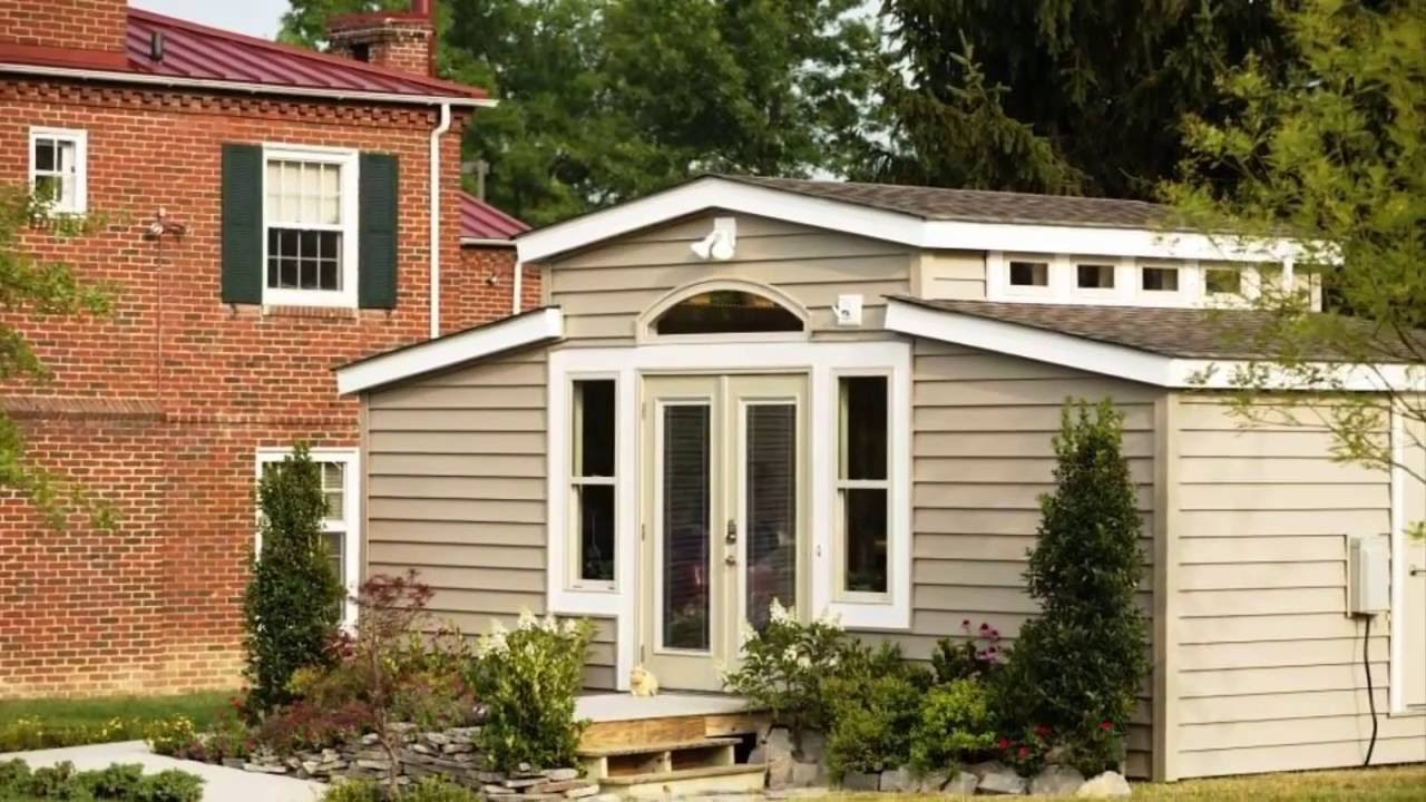 Medcottage A Tiny House Designed For The Elderly Tinyhousetour