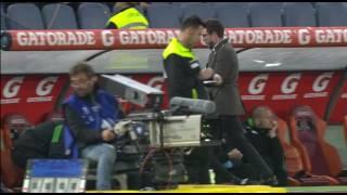 Il gol di Salah - Roma - Sassuolo - 3-1 - Giornata 29 - Serie A TIM 2016/17