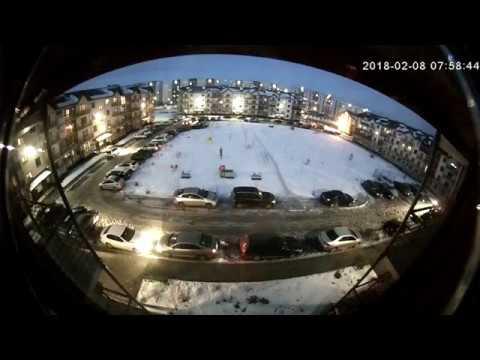 Besder F6036PW-IP2035-1080P IP-камера панорамная