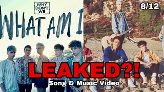 Why Don't We - What Am I (8/12) *MUSIC VIDEO & SONG SNEAK PEAK*