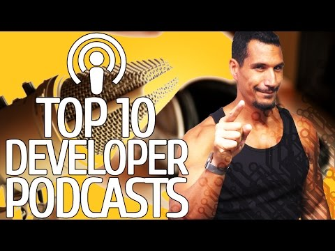 The Top 10 Developer Podcasts You Should Be Listening To