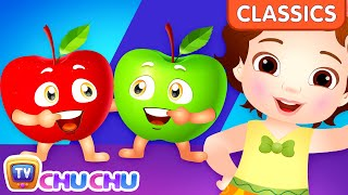 ChuChu TV Classics - Apple Song | Nursery Rhymes and Kids Songs